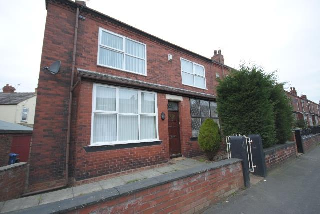 3 Bedrooms End Of Terrace House for sale in Hodges Street, Springfield, Wigan.